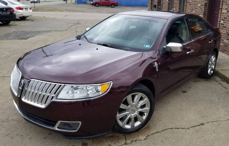 2011 Lincoln MKZ for sale at SUPERIOR MOTORSPORT INC. in New Castle PA