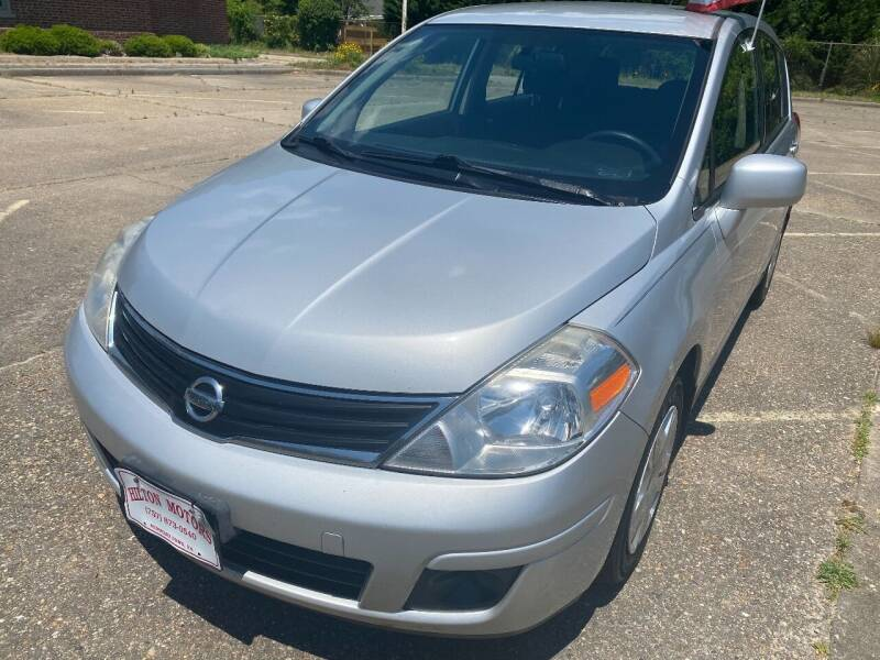 2011 Nissan Versa for sale at Hilton Motors Inc. in Newport News VA