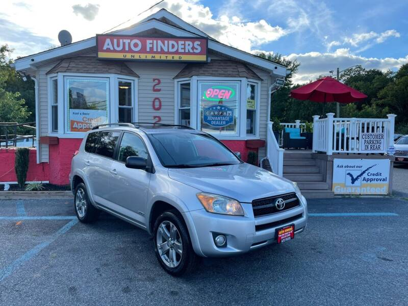 2009 Toyota RAV4 for sale at Auto Finders Unlimited LLC in Vineland NJ