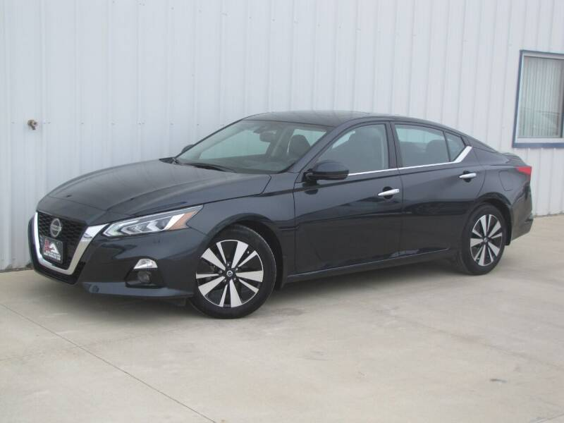2019 Nissan Altima for sale at Lyman Auto in Griswold IA
