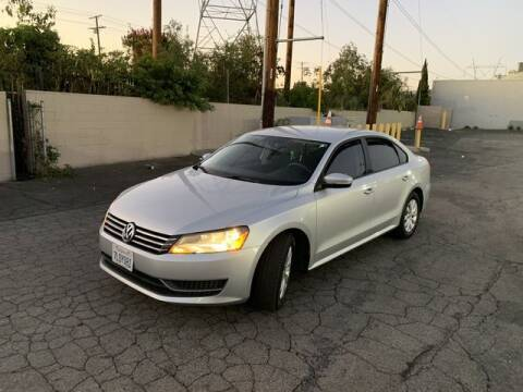 2013 Volkswagen Passat for sale at Hunter's Auto Inc in North Hollywood CA