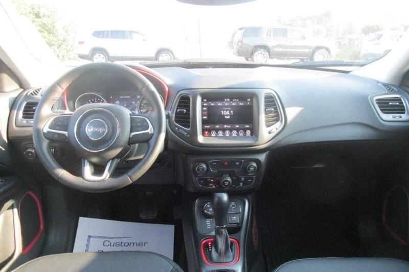 2020 Jeep Compass 4x4 Trailhawk 4dr SUV - Wilkesboro NC