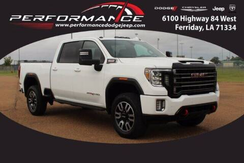 2021 GMC Sierra 3500HD for sale at Performance Dodge Chrysler Jeep in Ferriday LA
