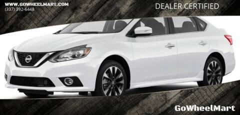 2018 Nissan Sentra for sale at GOWHEELMART in Available In LA