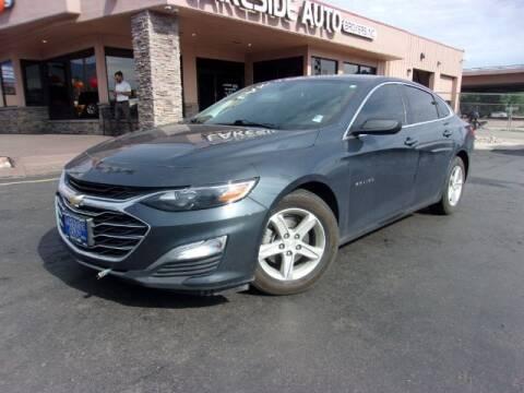 2019 Chevrolet Malibu for sale at Lakeside Auto Brokers in Colorado Springs CO