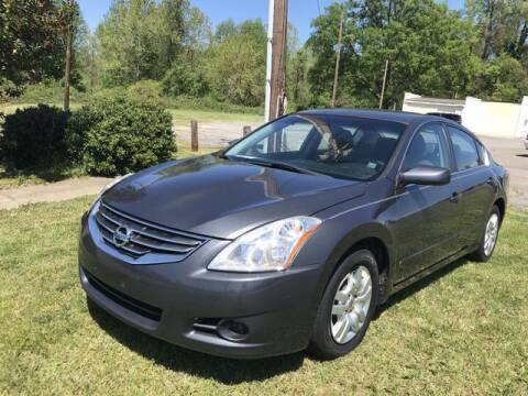 2012 Nissan Altima for sale at Deluxe Auto Group Inc in Conover NC