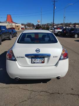 2012 Nissan Altima for sale at SPECIALTY CARS INC in Faribault MN