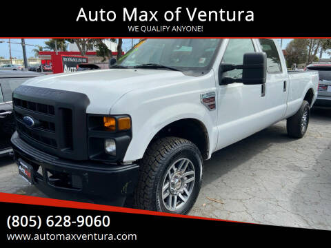 2010 Ford F-350 Super Duty for sale at Auto Max of Ventura in Ventura CA