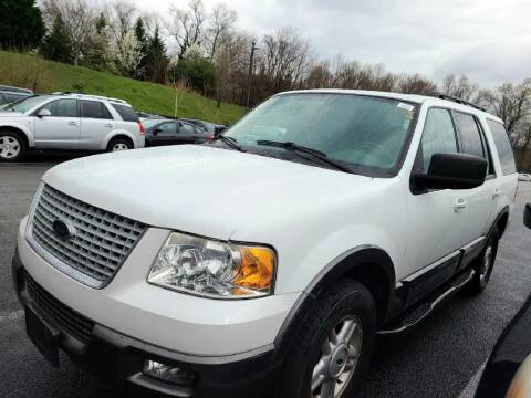 2005 Ford Expedition for sale at Glory Auto Sales LTD in Reynoldsburg OH