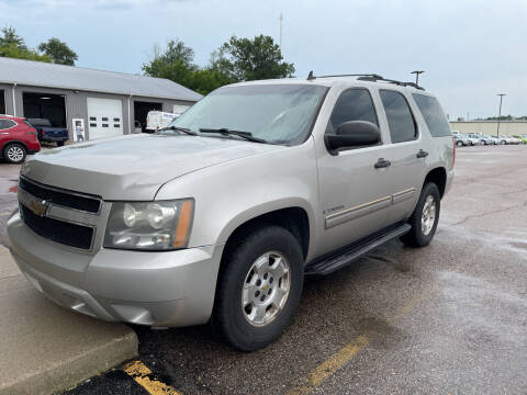 2009 Chevrolet Tahoe for sale at Blake Hollenbeck Auto Sales in Greenville MI