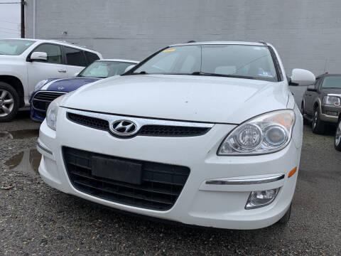 2010 Hyundai Elantra Touring for sale at JerseyMotorsInc.com in Teterboro NJ