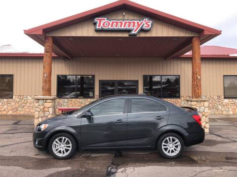 2015 Chevrolet Sonic for sale at Tommy's Car Lot in Chadron NE