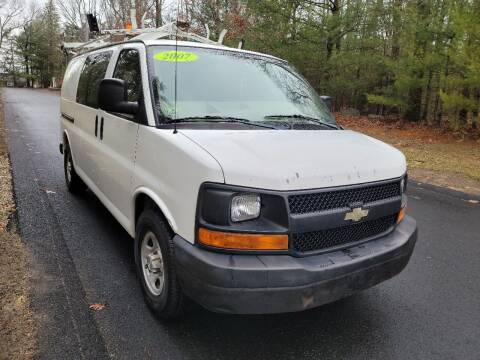2007 Chevrolet Express Cargo for sale at Showcase Auto & Truck in Swansea MA