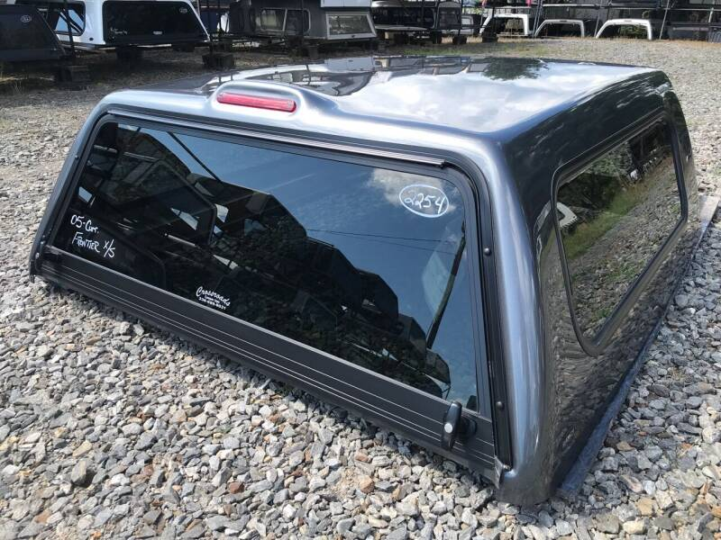 2005 Nissan Frontier for sale at Crossroads Camper Tops & Truck Accessories in East Bend NC