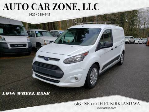 2015 Ford Transit Connect Cargo for sale at Auto Car Zone, LLC in Kirkland WA