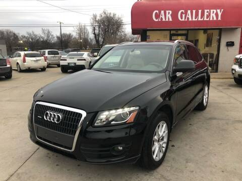 2012 Audi Q5 for sale at Car Gallery in Oklahoma City OK