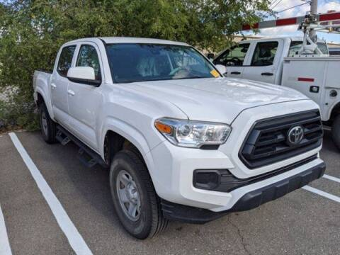 2020 Toyota Tacoma for sale at Jimmys Car Deals at Feldman Chevrolet of Livonia in Livonia MI