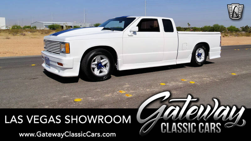 1985 Chevrolet S-10 for sale in Las Vegas, NV