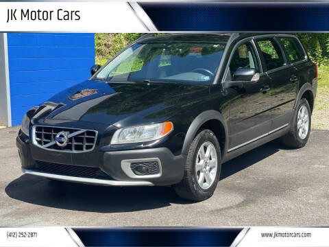 2010 Volvo XC70 for sale at JK Motor Cars in Pittsburgh PA
