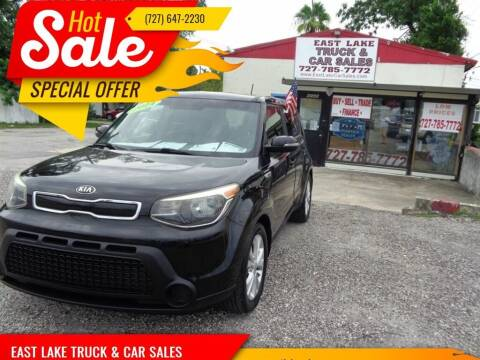 2014 Kia Soul for sale at EAST LAKE TRUCK & CAR SALES in Holiday FL