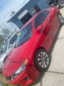 2013 Honda Accord for sale at Car Barn of Springfield in Springfield MO