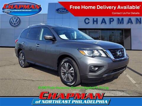 2018 Nissan Pathfinder for sale at CHAPMAN FORD NORTHEAST PHILADELPHIA in Philadelphia PA
