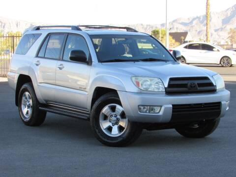 2004 Toyota 4Runner for sale at Best Auto Buy in Las Vegas NV