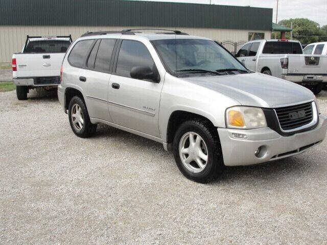 2006 GMC Envoy for sale at Frieling Auto Sales in Manhattan KS