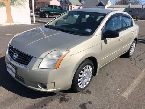 2008 Nissan Sentra for sale at EZ Auto Sales , Inc in Edison NJ