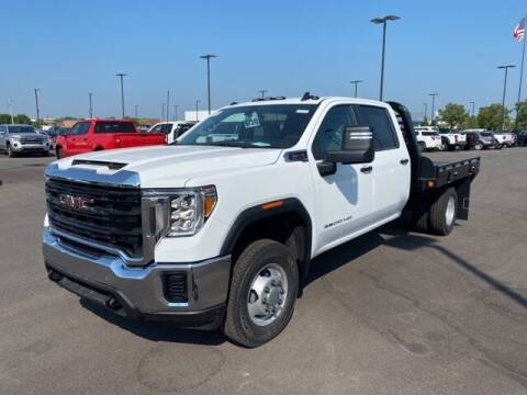 2021 GMC Sierra 3500HD CC for sale at COYLE GM - COYLE NISSAN - New Inventory in Clarksville IN