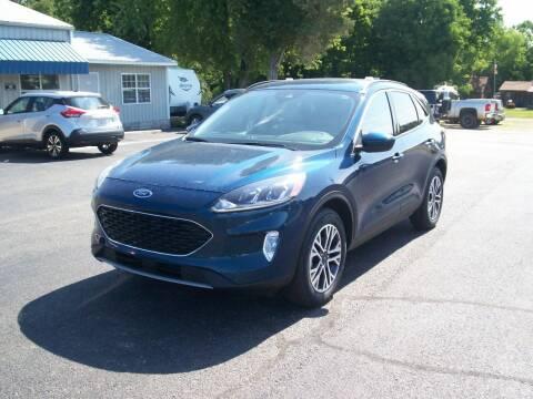 2020 Ford Escape for sale at Jones Auto Sales in Poplar Bluff MO