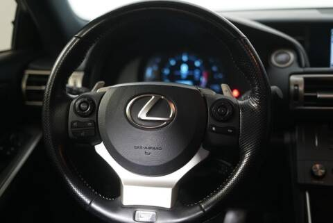 2016 Lexus IS 300 for sale at CU Carfinders in Norcross GA