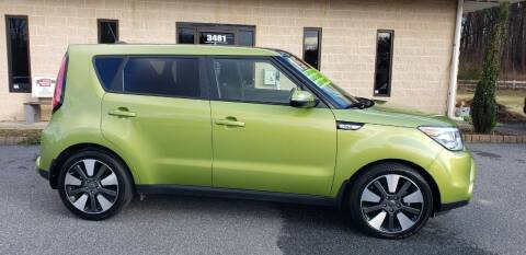 2015 Kia Soul for sale at 220 Auto Sales LLC in Madison NC
