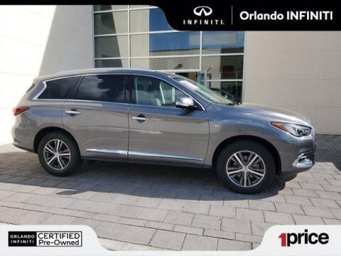 2017 Infiniti QX60 for sale at Orlando Infiniti in Orlando FL