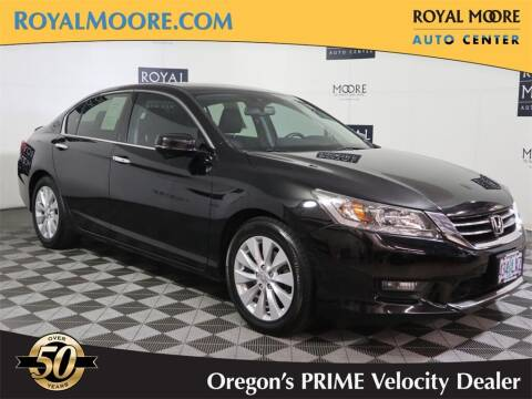 2014 Honda Accord for sale at Royal Moore Custom Finance in Hillsboro OR