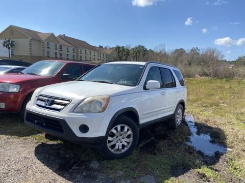 2005 Honda CR-V for sale at Direct Auto in D'Iberville MS
