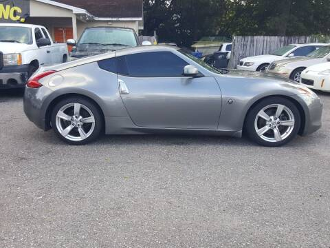 2011 Nissan 370Z for sale at QLD AUTO INC in Tampa FL