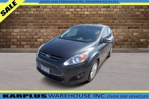 2016 Ford C-MAX Energi for sale at Karplus Warehouse in Pacoima CA