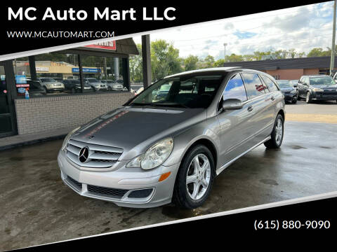 2006 Mercedes-Benz R-Class for sale at MC Auto Mart LLC in Hermitage TN