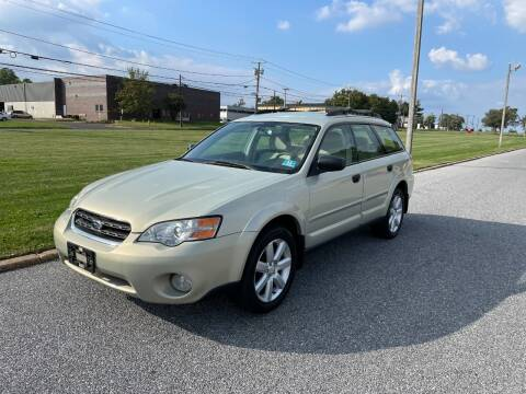 2006 Subaru Outback for sale at Rt. 73 AutoMall in Palmyra NJ
