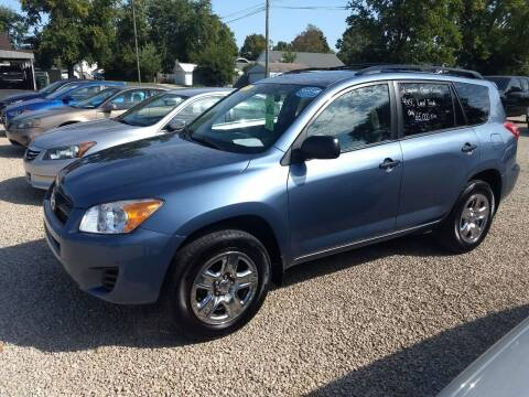 2012 Toyota RAV4 for sale at Economy Motors in Muncie IN