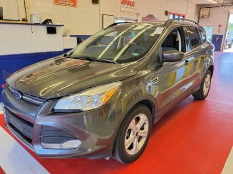 2016 Ford Escape for sale at WCG Enterprises in Holliston MA