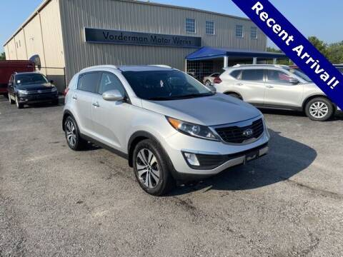 2013 Kia Sportage for sale at Vorderman Imports in Fort Wayne IN