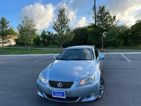 2007 Lexus IS 250 for sale at Hatimi Auto LLC in Buda TX
