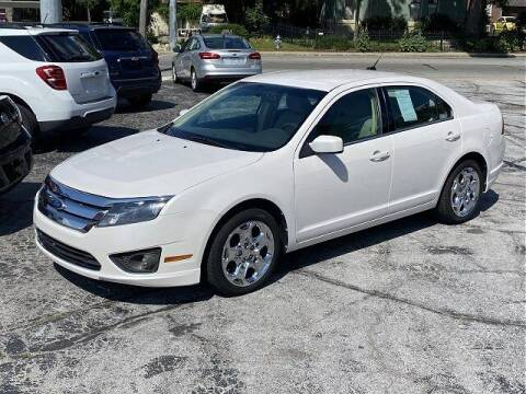2011 Ford Fusion for sale at Sunshine Auto Sales in Huntington IN