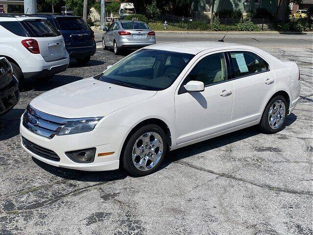2011 Ford Fusion for sale in Huntington, IN