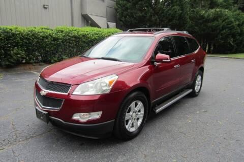 2011 Chevrolet Traverse for sale at Key Auto Center in Marietta GA