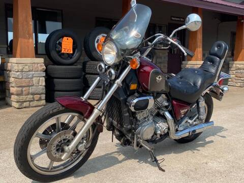 2003 Kawasaki 750 VULCAN for sale at Affordable Auto Sales in Cambridge MN