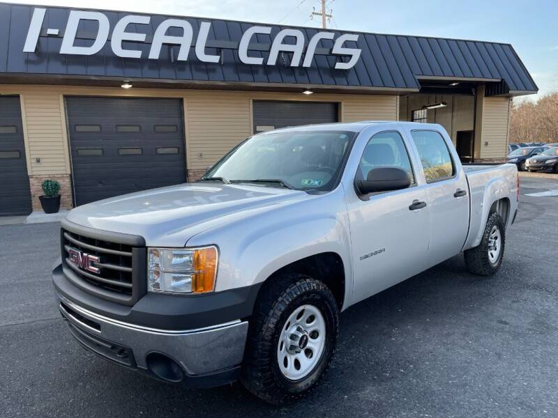 2013 GMC Sierra 1500 for sale at I-Deal Cars in Harrisburg PA