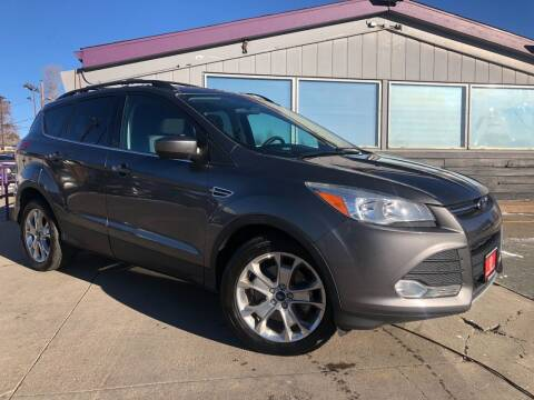 2013 Ford Escape for sale at Colorado Motorcars in Denver CO